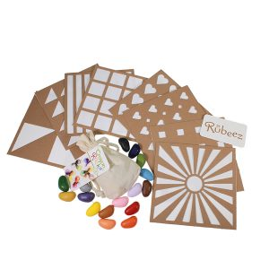 Crayon Rocks Rubeez Art Box + 16