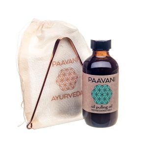 PAAVANI Ayurveda Oral Care Ritual Kit Mint