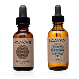 PAAVANI Ayurveda Nose and Ear Oil