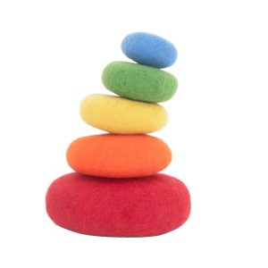 Papoose Rainbow Stack