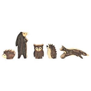 Papoose Small Woodland Animals
