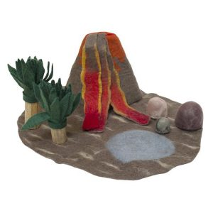 Papoose Volcano Playset