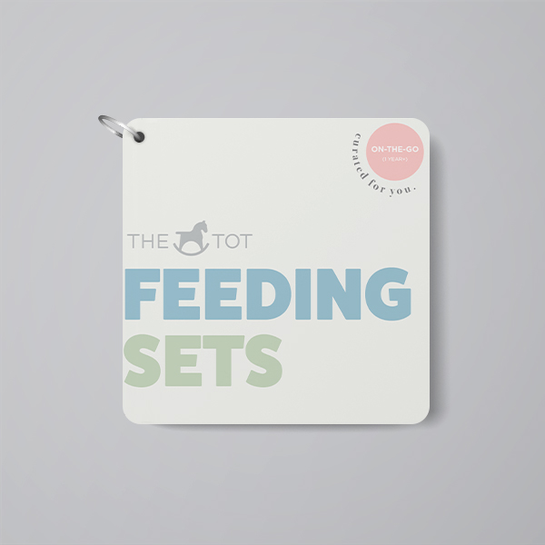 Feeding Sets Cover On The Go