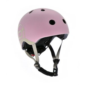 Scoot & Ride Helmet - Rose
