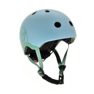 Scoot & Ride Helmet - Steel