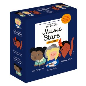 Little People, Big Dreams Music Stars