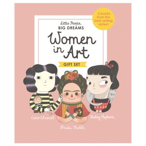 Little People, Big Dreams Women in Art