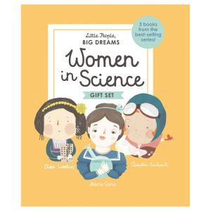 Little People, Big Dreams Women in Science