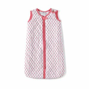 Malabar Baby Wearable Sleep Bag Pink City