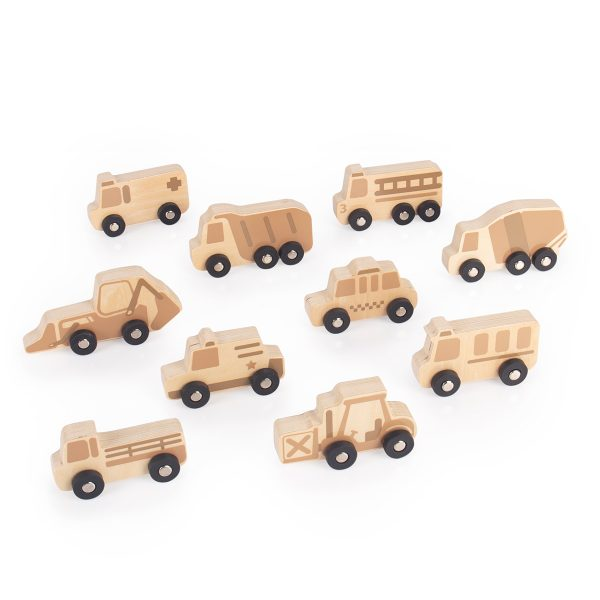 GuidecraftMiniWoodenTrucks7