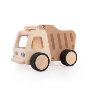 Guidecraft Wooden Dump Truck
