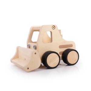 Guidecraft Wooden Front Loader