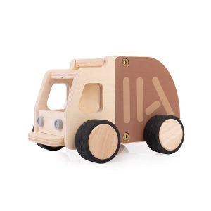 Guidecraft Wooden Garbage Truck