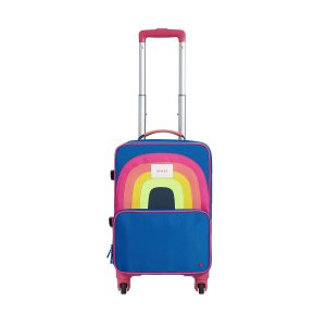 State Bags Mini Logan Suitcase Rainbow