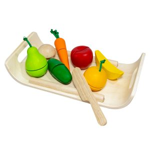 PlanToys Assorted Fruit and Veggies