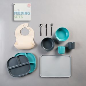 The Tot Feeding Sets: Mastering Mealtimes (18m +)