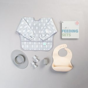 The Tot Feeding Sets: Baby-led Weaning (6m +)