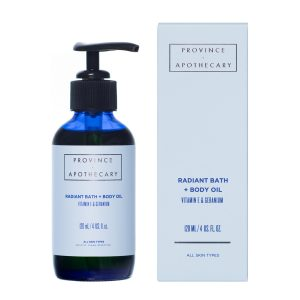 Province Apothecary Radience Body Oil