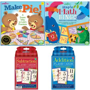 eeBoo Math Educational Set