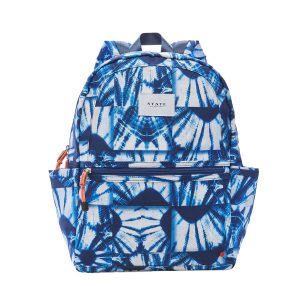 STATE Bags The Kane Backpack - Indigo Patchwork