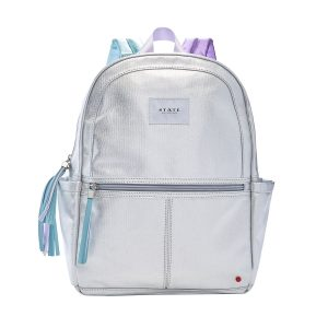 State Bags Kane Backpack Silver Multi