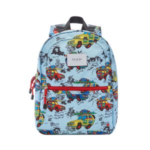STATE Bags The Mini Kane Backpack - Hawaiian Cars