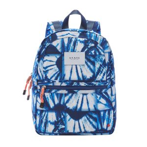 STATE Bags The Mini Kane Backpack - Indigo Patchwork