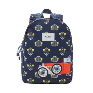 STATE Bags The Mini Kane Backpack - Vintage Car
