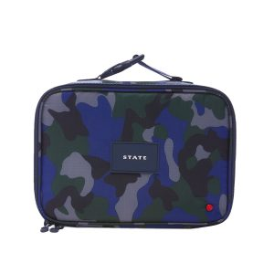 STATE Bags The Rodgers Lunch Box - Camo
