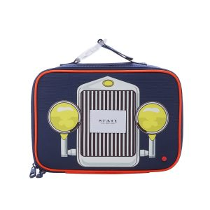 STATE Bags The Rodgers Lunch Box - Vintage Car