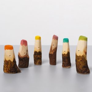 wooden people toys