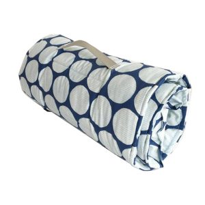 Organic Designs Organic Nap Mat - Blue Fun