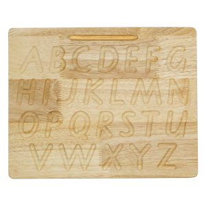 Q Toys Capital Letter Tracing Board