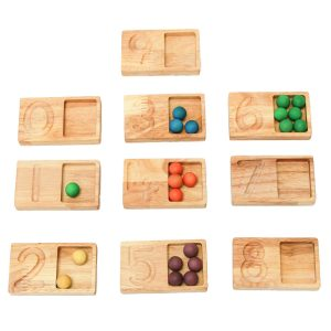 Q Toys Writing and Counting Trays