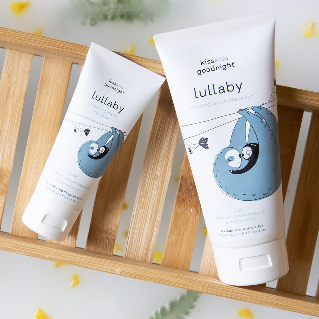 Kiss Kiss Goodnight Lullaby Melting Balm Cleanser