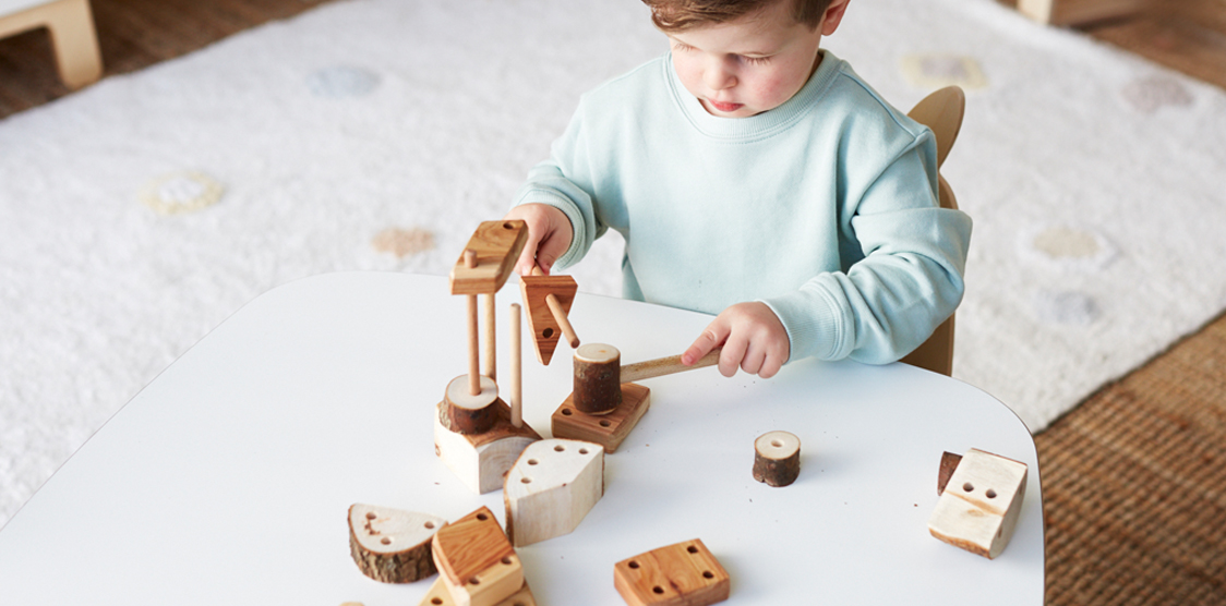 Nature play toys