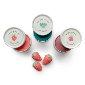 Dough Parlour 3 Pack Set - Berries