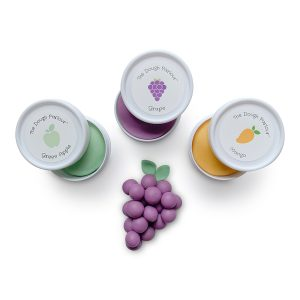 Dough Parlour 3 Pack Set - Fruit