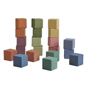 Raduga Grez Earth Pastel Cube Set