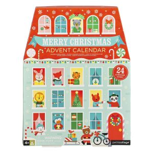 Petit Collage Advent Calendar