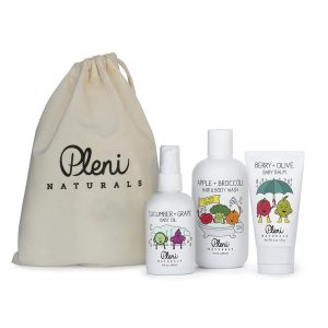 Pleni Naturals Baby Care Set