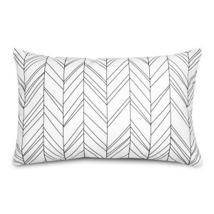 Olli + Lime Twig Accent Pillow