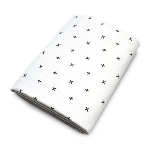 Olli + Lime XX Fitted Crib Sheet