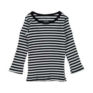Lovely Littles Ribbed Tee Stripe