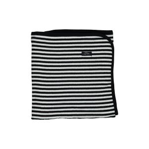 Lovely Littles Ribbed Blanket Stripe