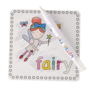 Floss & Rock Rainbow Fairy Magic Water Changing Cards