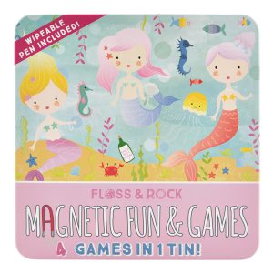 Floss & Rock Mermaid Magnetic Fun & Games