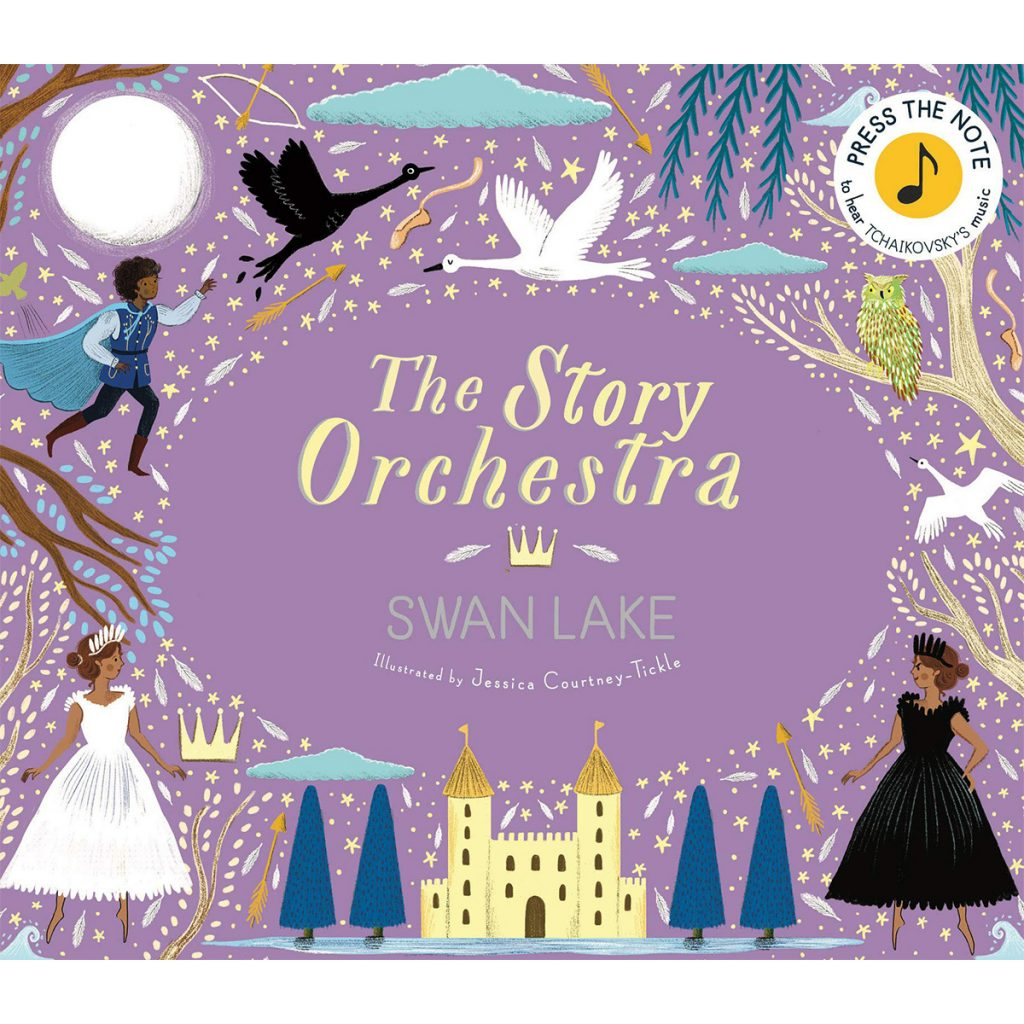 The Story Orchestra Swan Lake