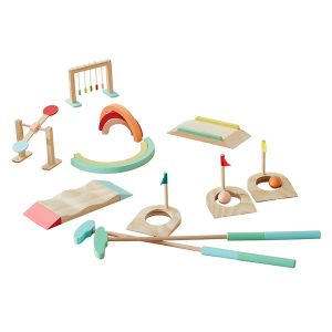 Asweets Mini Golf Set