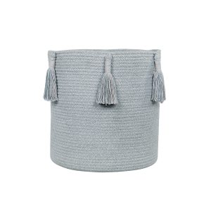 Lorena Canals Woody Basket - Pearl Blue